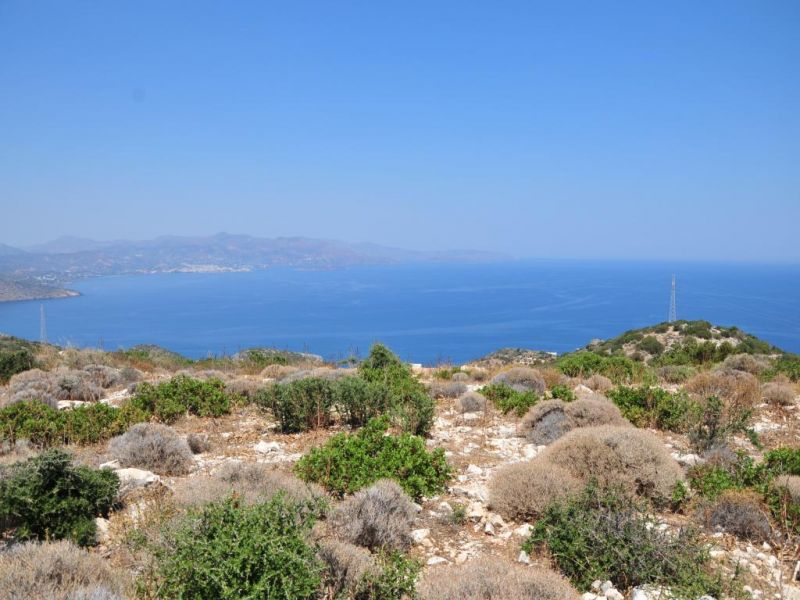 Building land, 4027 m2, close to beaches, awesome views