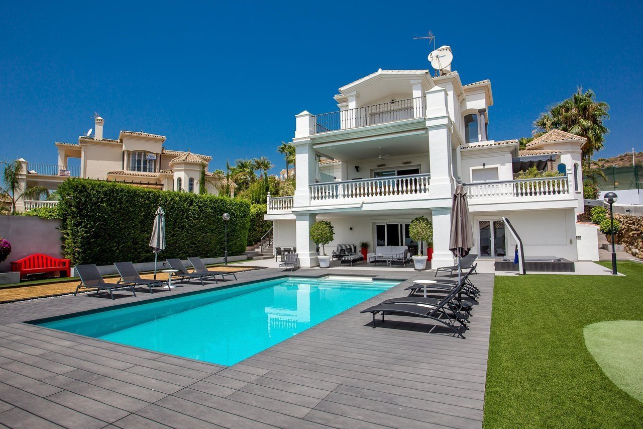 Stunning Villa For Sale In Nueva Andalucia, Marbella